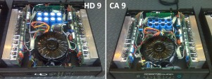 Pro Audio Blowouts Product View Hd9 Ca9 Power Amplifier
